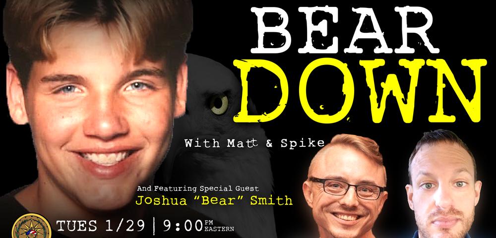 Bear Down with Joshua Smith